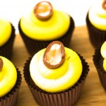 Easter Cupcake Recipe – Devils Food Cake with Cadburys Creme Egg Mini