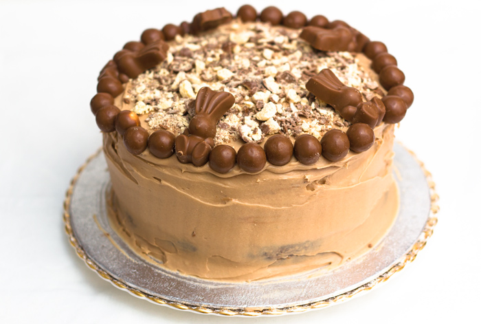 Chocolate Malteser Cake Recipe