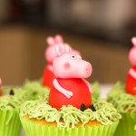 Peppa Pig Cupcake recipe with how to guide