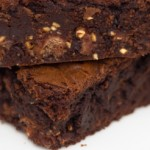 Easy Ferrero Rocher Chocolate Brownie Recipe