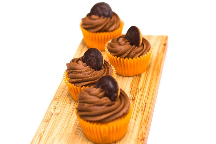 Jaffa Cake Cupcake Recipe