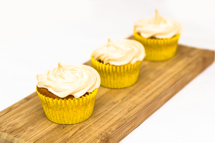 Easy Lemon Meringue Cupcake Recipe