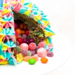 How to make a Pinata Cake filled with sweets