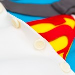 How to make a Superman Cake