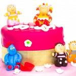 In the Night Garden Birthday Cake