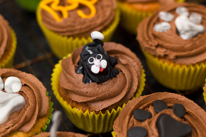 Black-and-white-cat-cupcake-700
