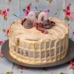 Honey and Pear Layer Cake – The Hummingbird Bakery Recipe