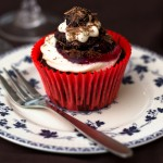 Vegan Cupcake Recipe – Black Forest Gateaux Cupcakes