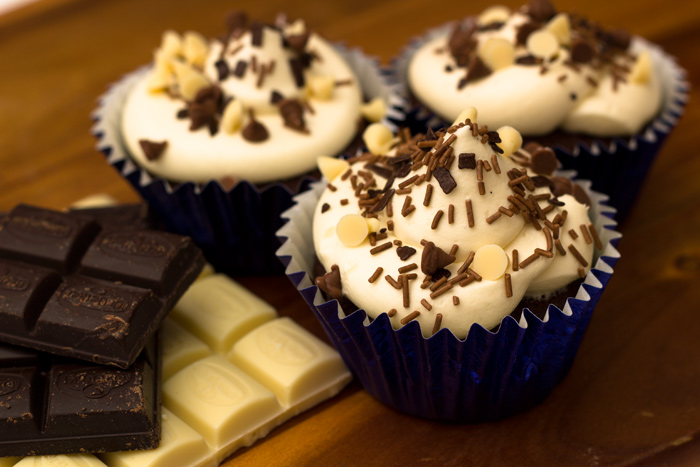 Ultimate Triple Chocolate Cupcake Recipe - Dr Oetkers Great Chocolate Bake