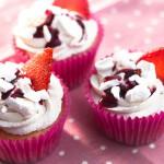 Eton Mess Cupcake Recipe