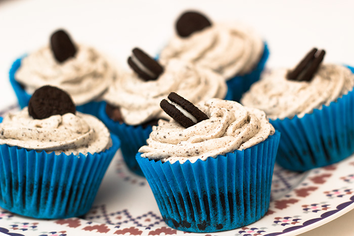 Vegan Oreo Cupcake recipe