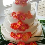 Fijian wedding cake 738