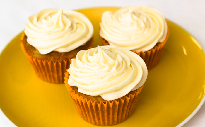 Best Carrot Cake Recipe – Carrot Cupcakes