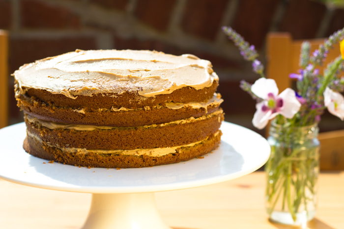simple cappuccino coffee cake recipe from mary berry sunday baking. Black Bedroom Furniture Sets. Home Design Ideas