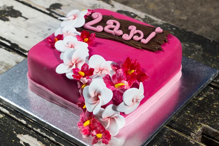 Hawaiian cake recipe