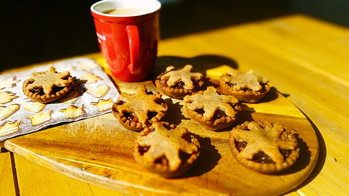 Mince Pie Recipe – Vegan, Gluten Free, Sugar Free and Delicious!