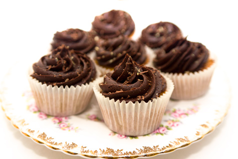 Simple Boston Cream Cupcake Recipe