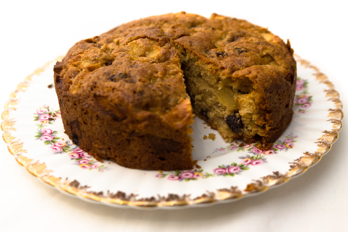 Dorset Fruit Cake Recipe