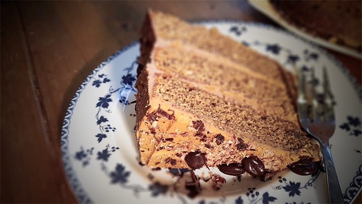 Cappuccino Coffee Cake Recipe