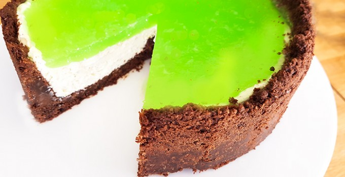 Gin and Tonic Cheesecake Recipe
