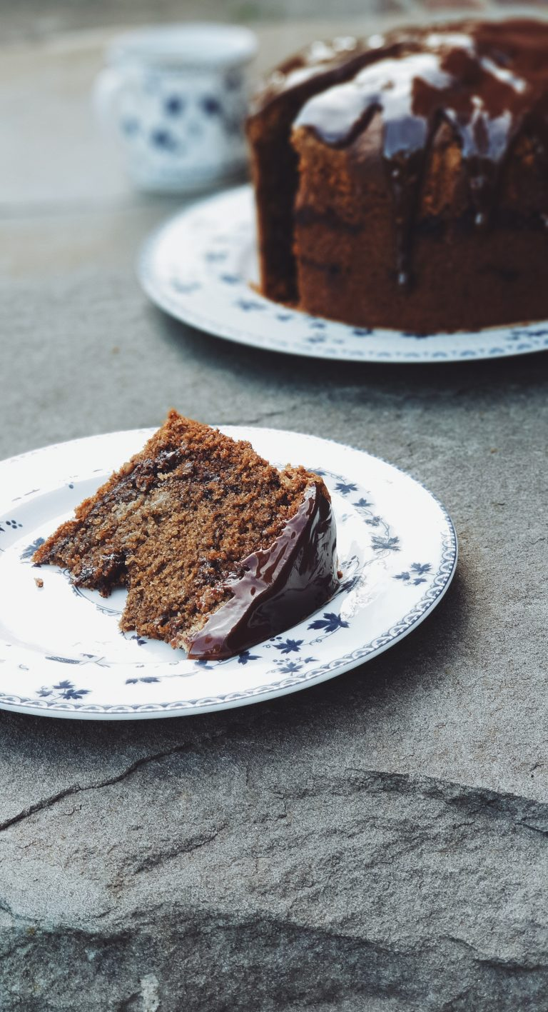 Mocha Coffee Cake Recipe